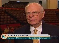В распоряжении США находятся инопланетные технологии, считает бывший министр обороны Канады