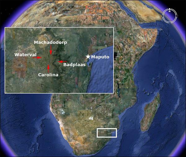 Огромный город возрастом 200 тысяч лет в Африке?