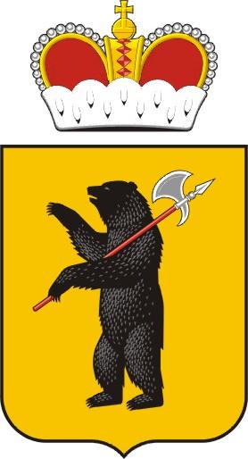 герб ярославля описание
