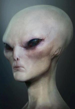 Серые пришельцы обманули американского президента