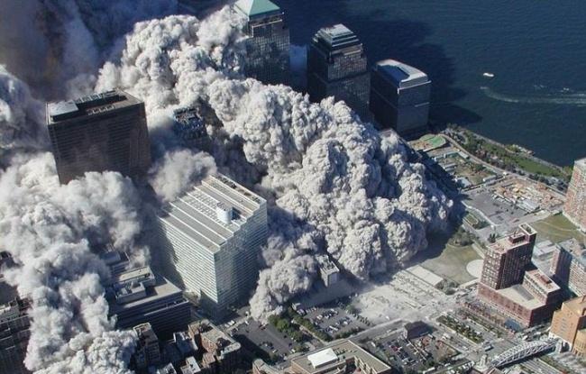 11 сентября: Британские журналисты попытались развенчать конспирологов