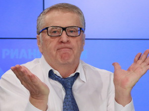 Жириновский обвинил США в применении климатического оружия