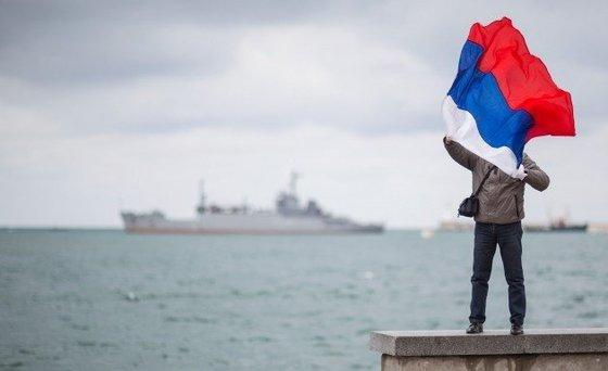 Крым. Путь на Родину