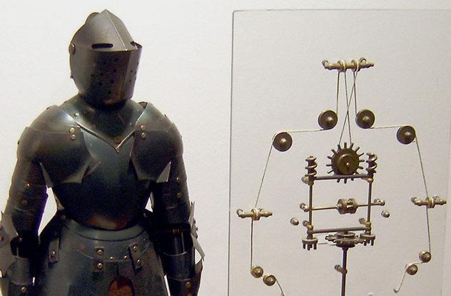 Десять роботов из прошлых веков (4 фото + 7 видео)