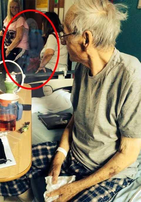 Больничный призрак помог пенсионеру выздороветь