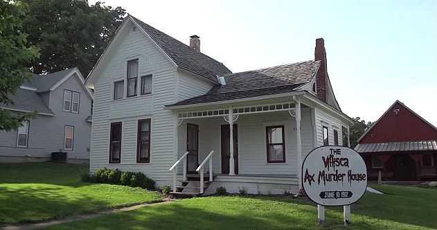 Исследователь заночевал в доме с привидениями и едва не умер