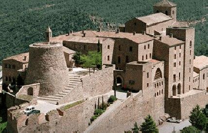 В номере испанского замка-отеля поселился призрак
