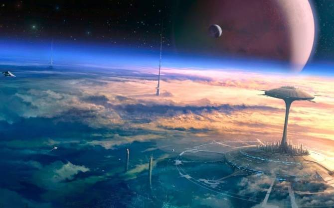 Ошибки фантастов или почему остановилась космонавтика (13 фото)