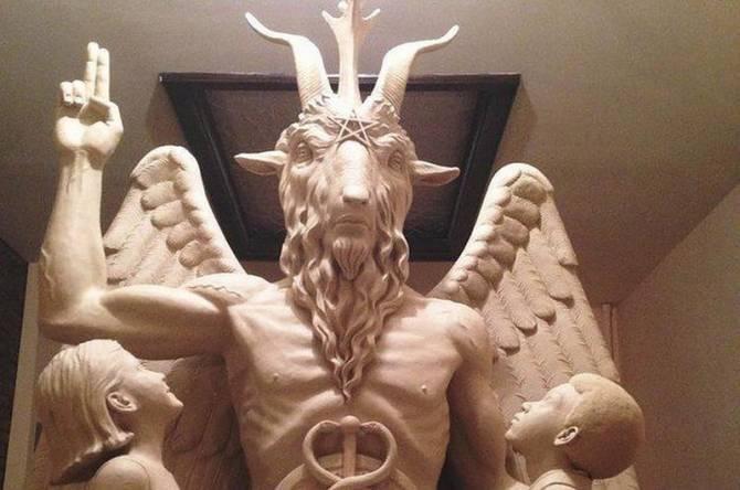 Сатанистам Флориды разрешили выставить свою символику в Капитолии