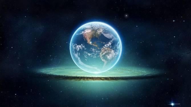 Земля два раза в истории полностью теряла свою атмосферу