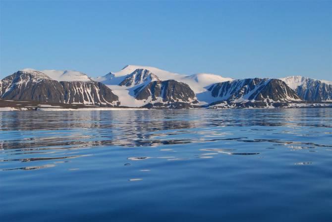 К концу 21 века в Арктике летом не будет льда