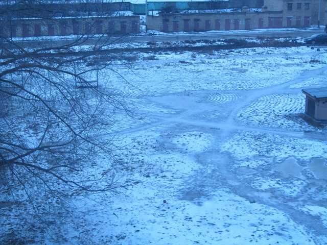 Космопоиск изучает загадочные пензенские круги на снегу