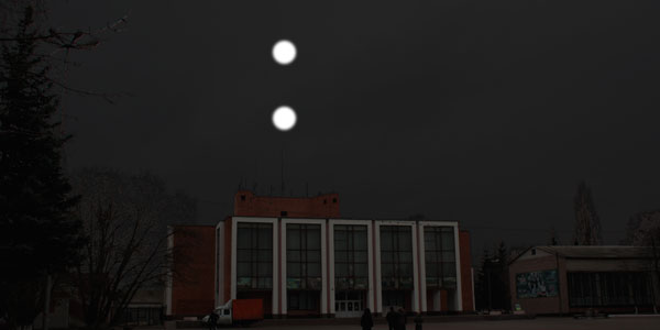 Регулярные наблюдения НЛО в Трубчевском районе Брянской области (8 фото)