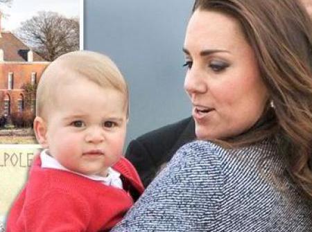 Маленький принц Джордж и привидение