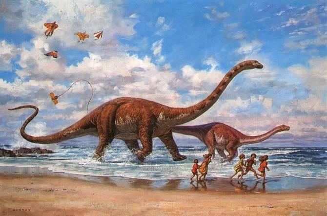 Мой домашний динозавр (7 фото)
