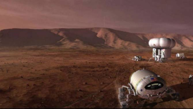 Кто создаст воздух на Марсе? (2 фото)