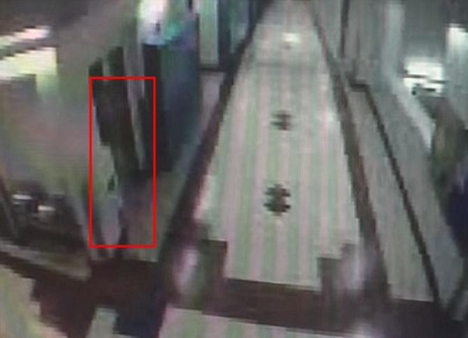 Камера наблюдения в школе штата Айдахо засняла призрака