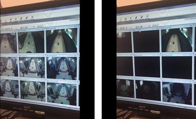 Комплект ip видеонаблюдения 8 камер