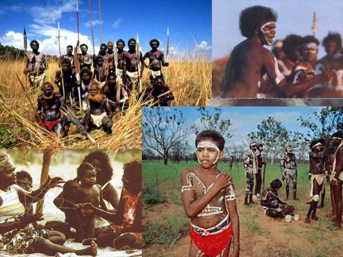 Наука австралийских аборигенов (4 фото)