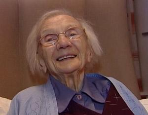109-летняя жительница Шотландии поведала о тайне своего долголетия