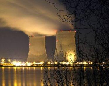 НЛО зачастили прилетать к французским атомным электростанциям