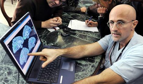 Итальянский нейрохирург решил провести операцию по пересадке головы