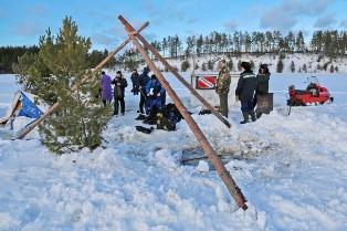 Дайверы не нашли метеорита в Выгозере: