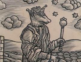Хорватский король с песьей головой и другие псоглавцы