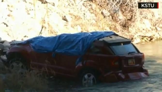 Утонувшая мать попросила полицейских спасти ее ребенка (3 фото)
