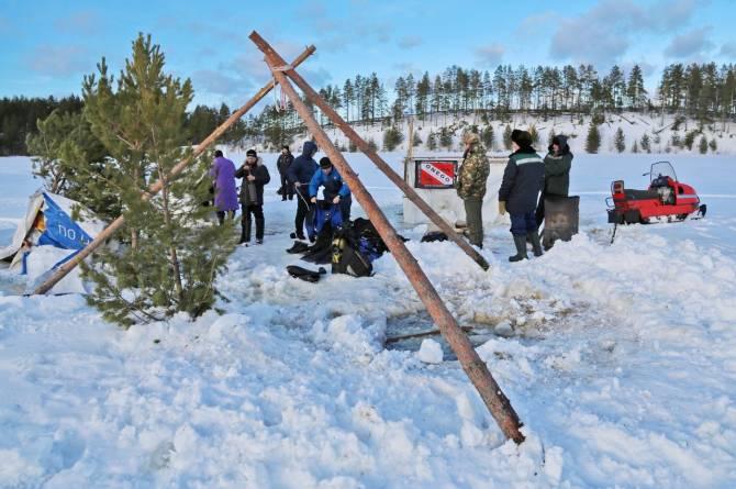 """Дайверы не нашли метеорита в Выгозере: """"Инопланетяне забрали"""" (2 фото)"""