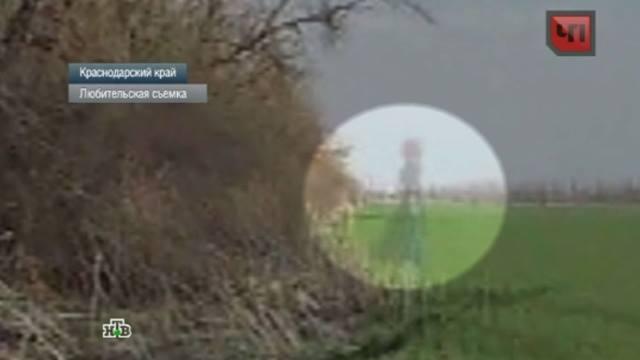 Туристы сняли на видео призрак Пшадской девы