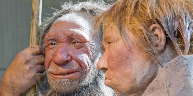 Неандертальцы не были «жалкой карикатурой» на Человека Разумного (4 фото)