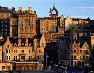 Мрачные тайны Эдинбурга