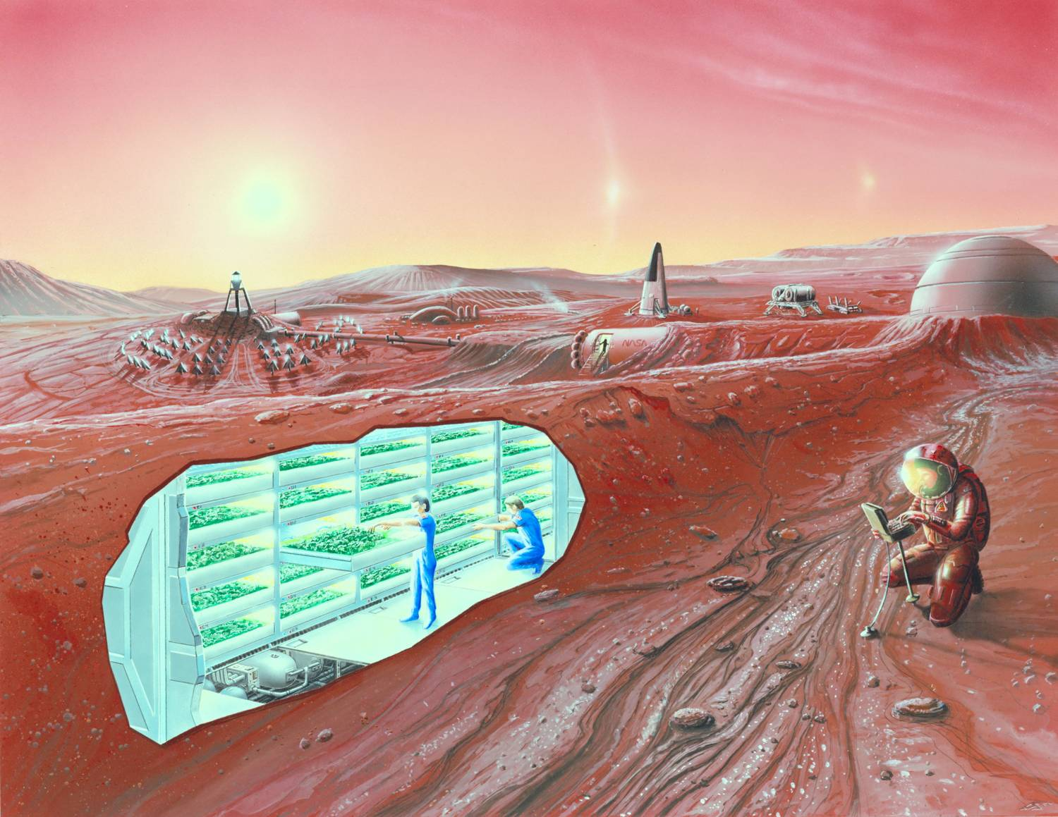 """project red planet mars Mars one chief: privately-funded mission to the red planet will happen bas lansdorp,  the project, he said, will generate its own revenues to fund the next steps """"the plan was to send people to mars by 2025  the unique part of the mars one mission is to establish a permanent human settlement on the red planet """"going to mars takes about seven months,"""" said the mission's coo """"the technical aspect of the mission is extremely complex."""
