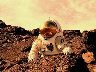 Пилотируемые миссии на Марс: угроза для мозга