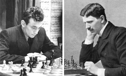 Шахматная партия с мертвецом