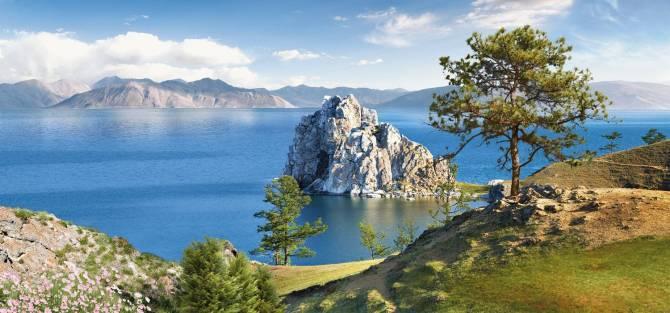 Хрономиражи Байкала (3 фото)