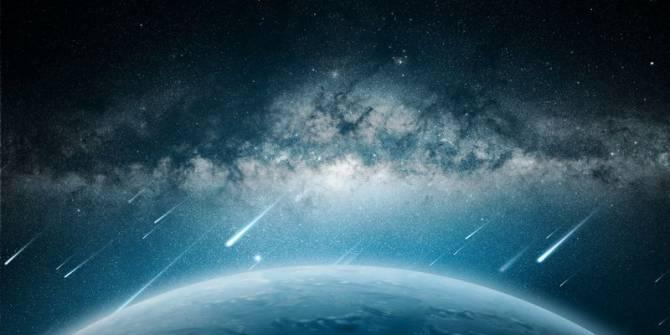 Теория «межзвездного осеменения» (3 фото)