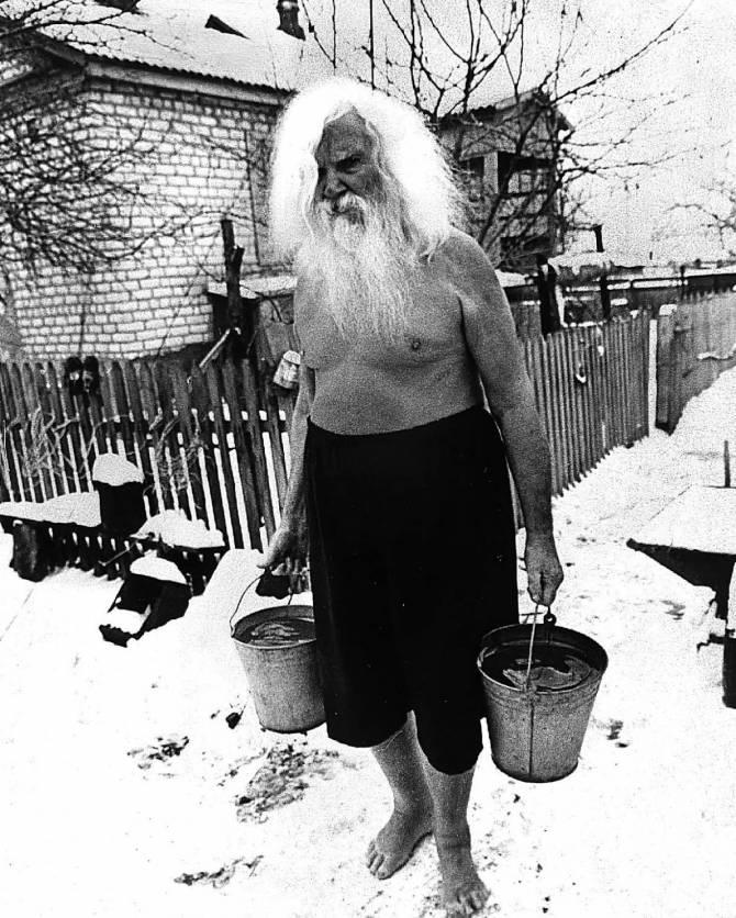 Феноменальный Порфирий Иванов