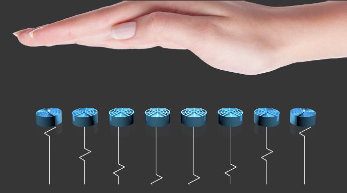 Технология Ultrahaptics - осязание виртуальных объектов (4 фото + видео)