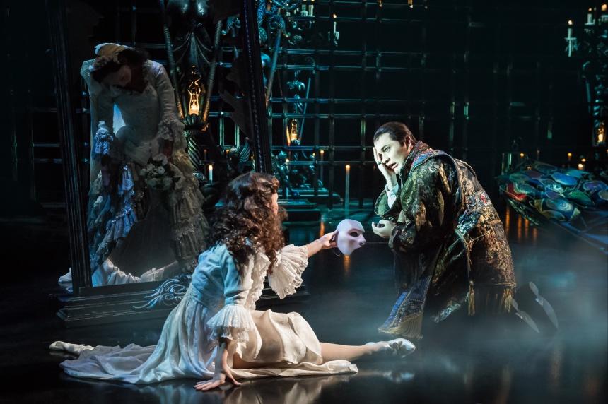 фото из оперы призрак оперы