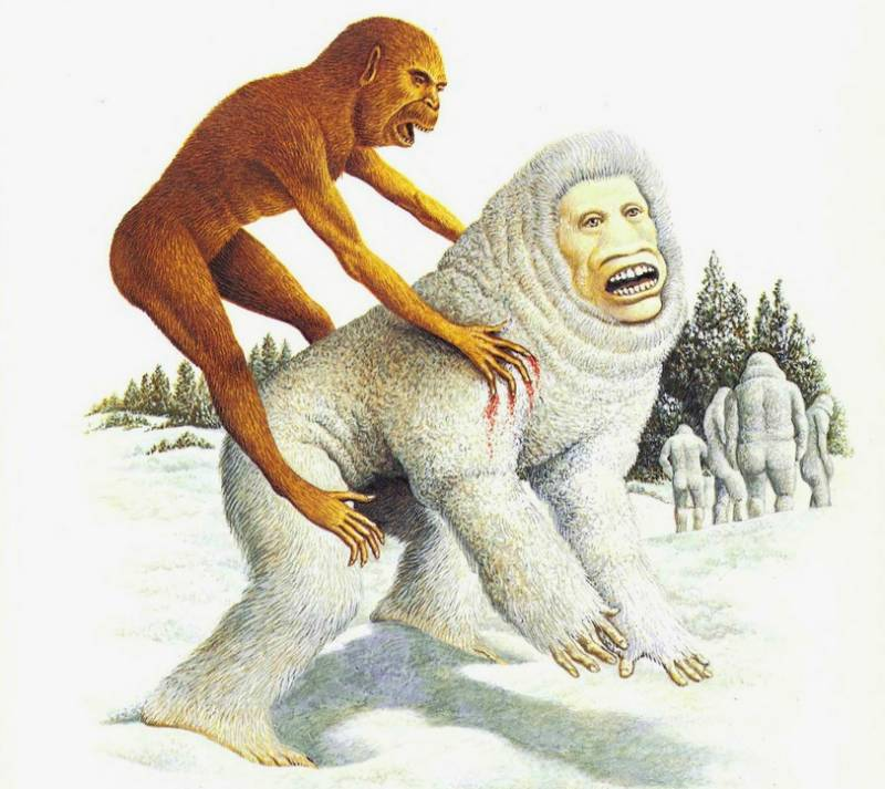 Эволюция человека: Какими мы будем? (5 фото)