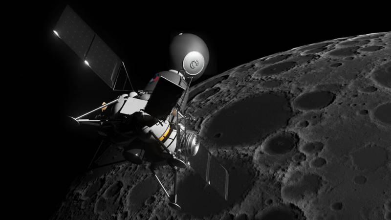 Лунные горизонты: Когда земляне вернутся осваивать Луну? (4 фото)