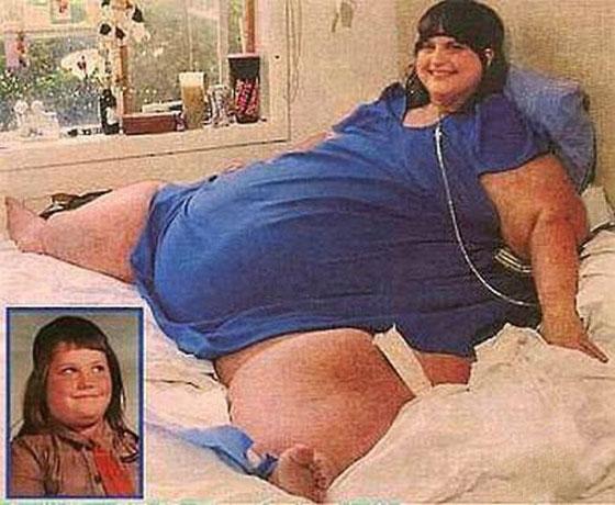 Сексуальный опыт с толстяком