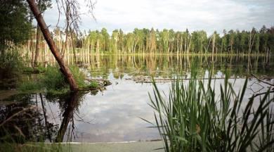 аномальные озера