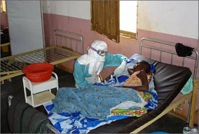 Вирус Марбург и лихорадка Эбола (5 фото)