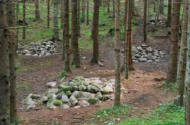 Священные камни на территории бывшего СССР (7 фото)