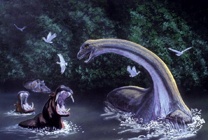 Сирруш с ворот Иштар это африканский динозавр? (4 фото)