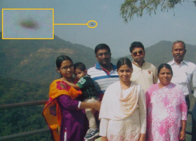 В Индии находится база НЛО? (5 фото)