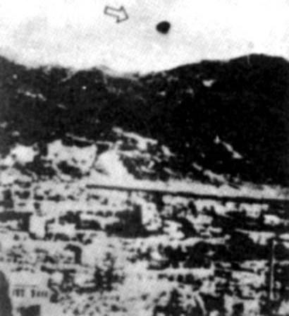 Зачем НЛО летали над Хиросимой и Нагасаки? (8 фото)